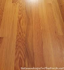 how to remove rubber latex stuck to hardwood flooring