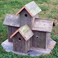 decorative bird house plans new rustic birdhouses patterns