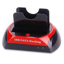 """<b>Док</b>-<b>станция</b> 875D 2*<b>HDD</b> 2.5""""/3.5"""" SATA+IDE OTB USB2.0"""