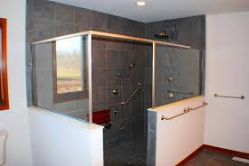 Custom Master Bathrooms Extraordinary 48 Tranquility Trail Master Shower Bentley Custom R DSC48