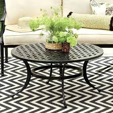 patio coffee table ideas appealing outdoor round top tableagnificent lovely