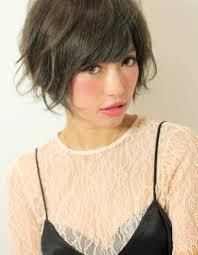 大人女子のパーマショートヘアke 468 ヘアカタログ髪型ヘア