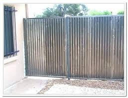 corrugated metal fence cost exotic co stylish intended for panels ch