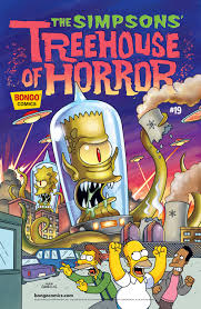 The Simpsons  Treehouse Of Horror XIV Intro  YouTubeSimpsons Treehouse Of Horror 14