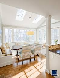 Kitchen Dining Lighting 27 Dining Rooms With Skylights That Steal The Show