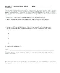 Word Research Paper Template Concept Paper Template Word Best White Templates Sample Free