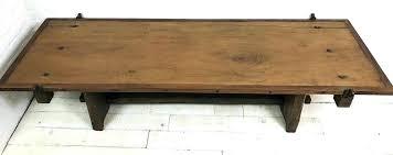 reclaimed wood coffee table diy barn door coffee table handmade reclaimed wood coffee table barn door
