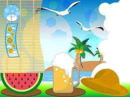 「夏イラスト」の画像検索結果