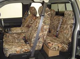 top 3 reasons to choose camouflage seat covers