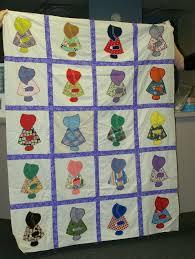 160 best Enterprise quilt guild images on Pinterest   Challenges ... & Sunbonnet Sue Quilt - Jackie B Adamdwight.com