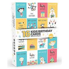 Birthday Cards Design For Kids Kids Birthday Cards Amazon Co Uk