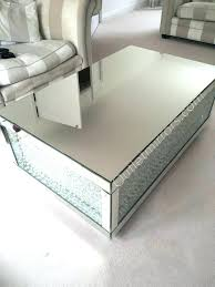 outstanding mirrored coffee table black mirror coffee table coffee table mirror top mirrored tray for coffee