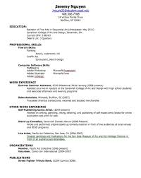 How To Make A Resume Example Magnificent How To Make Resume Sample Barcelonajerseysnet