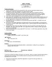 ... Project Ideas Sharepoint Developer Resume 4 Patricia Todd SharePoint  Resume ...