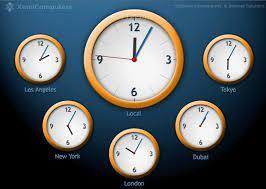 live clock wallpaper for desktop free