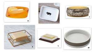 h gedy twist soap dish i west elm market icon pig soap dish j gedy myosotis soap dish k west elm wire soap dish l gedy g idra soap dish m gedy