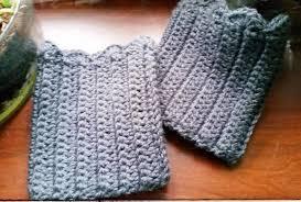 Free Crochet Boot Cuff Patterns New Pattern Roundup 48 Fast Free Crochet Boot Cuff Patterns