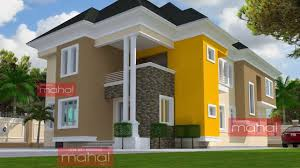 Modern House Pillar Designs Modern Nigerian House Design Ideas