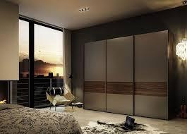 Bedroom Timber Modern Sliding Doors' Wardrobe