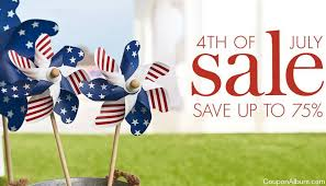 Baby & Kids Coupons Pottery Barn Kids 4th July Sale