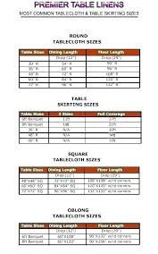 Oval Tablecloth Sizes How To Measure Oval Tablecloth Size