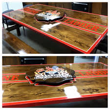Kitchen Tables Columbus Ohio Gallery Firehouse Kitchen Tables Part Ii Model City Firefighter