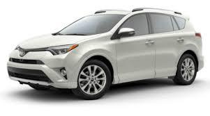 2019 Rav4 Color Chart 2018 Toyota Rav4 Color Options