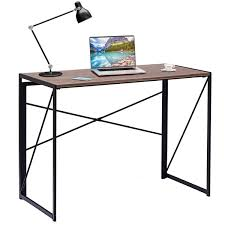 Office study desk Kitchen Ikea Counter Costway Folding Writing Computer Desk Modern Simple Study Desk Laptop Table Home Office Rakutencom Costway Costway Folding Writing Computer Desk Modern Simple Study