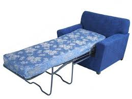inspiring chair beds for s with stylish foam folding chair