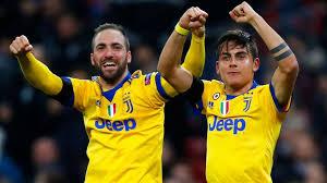 Juventus Singkirkan Hotspur Di Wembley