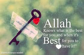 Best Allah
