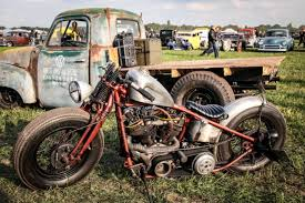 harley davidson oldschool bobber bikes and stories custom bike com