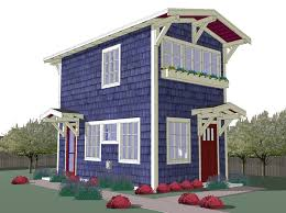 The Forest Rose Cottage   Free Small House Plans   Tiny House Living    Small House Plans  The Forest Rose Cottage