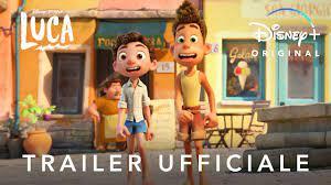 Disney+ | Luca - Trailer Ufficiale in Streaming dal 18 Giugno - YouTube