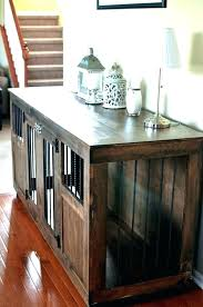 dog cage coffee table table to go over dog crate coffee table dog crate fabulous handmade