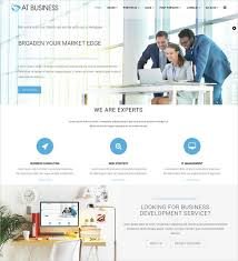 business services template 51 business bootstrap themes templates free premium