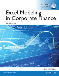 excel modeling pearson excel modeling in corporate finance global edition 5 e