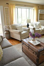 Farmhouse Decor in Living Room
