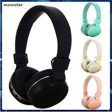 Bộ Tai Nghe Thể Thao Không Dây Ms A5 - Tai nghe có dây chụp tai (On-Ear)