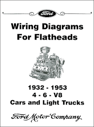 similiar 1953 ford truck wiring diagram keywords truck shop manuals ford truck factory shop manuals wiring diagrams