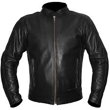 buffalo navigator leather jacket black