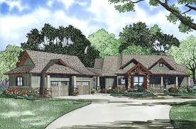 house plan 1380 cliffs angler mountain
