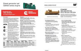 Generator Specification Sheets How To Read Interpret