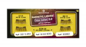 new essence magnetic lashes