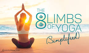 8 Limbs Of Yoga Chart The 8 Limbs Of Yoga Simplified Kind Of Doyouyoga
