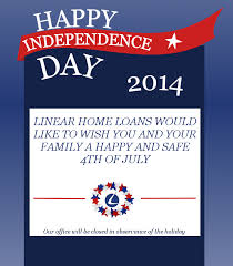 Linear Home Loans Happy Independence Day