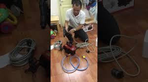 Hướng dẫn Lăp Đặt Máy Rửa Xe Etop cho khách hàng tại nhà. - YouTube