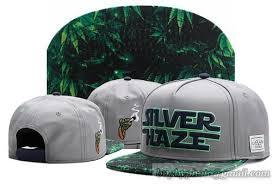 Cheap Wholesale Cayler Sons Snapback Caps Silver Haze For