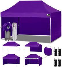 8x8 feet ez pop up canopy tent pop up