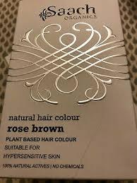 100 Organic Natural Botanical Herbal Hair Dye Kit Chemical